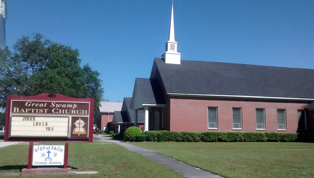 Great Swamp Baptist Church